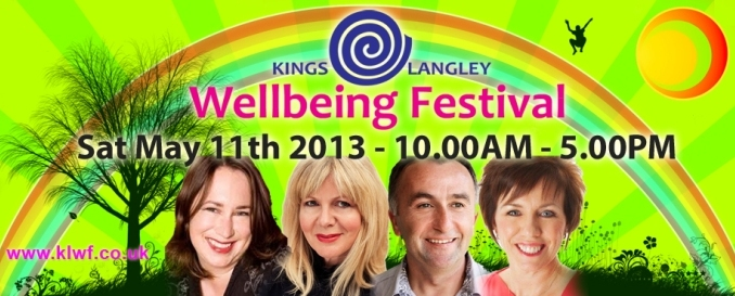 Kings Langley Wellbeing Festival 2013