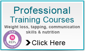Professional Training Courses - NLP Weight Loss.